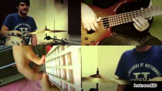 Smooth Jazz Funky - Bass + Drum groove. (by Kabas)