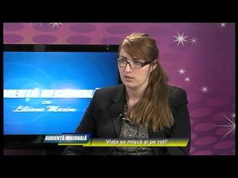 Emisiunea Audiență regională – Erika Garnier – 9 aprilie 2015