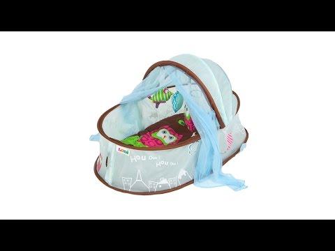 """Манеж-кровать развивающий LUDI """"Шоколад"""" (2808)"""