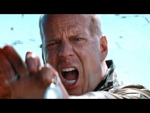 Willis - Looper Trailer 2012 - Official movie trailer in HD - starring Bruce Willis, Joseph Gordon-Levitt, Emily Blunt - directed by Rian Johnson - in the futuristic ...