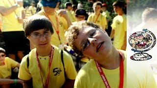 Video Summer Camp With A Difference: Everyone Has Tourette's MP3, 3GP, MP4, WEBM, AVI, FLV Juni 2018