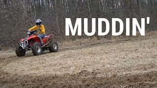 7. Four Wheeler Riding 2018
