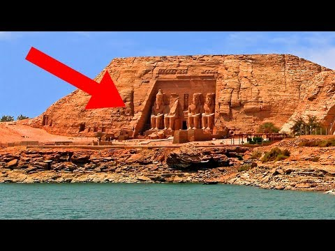 Most MYSTERIOUS Discoveries From EGYPT!