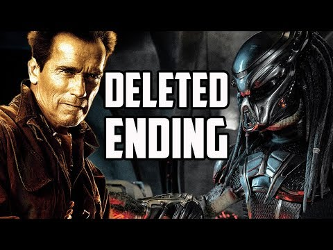 The Predator - Deleted Ending And Surprise Cameo Revealed!