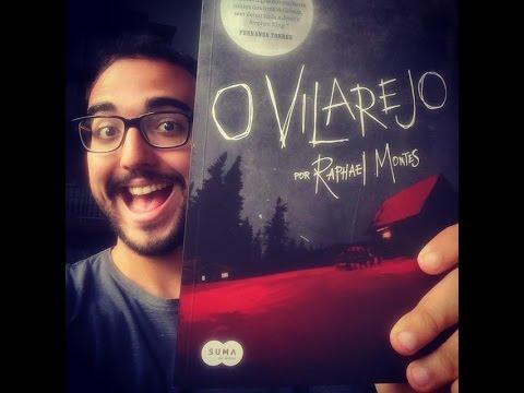 O Vilarejo - Raphael Montes - Resenha