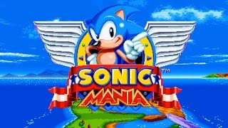 Sonic Mania Announcement Trailer by GameSpot