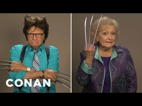 Wolverine Auditions CONAN
