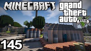 GTA 5 in Minecraft #145 TERRAIN-MANIA