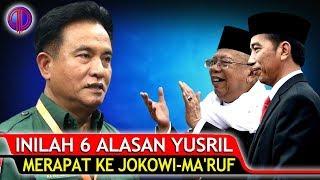 Video Inilah 6 Alasan Yusril Merapat ke Jokowi-Ma'ruf MP3, 3GP, MP4, WEBM, AVI, FLV Mei 2019