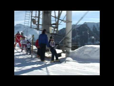 Samoëns en hiver : un paradis pour les enfants !