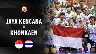 Video Highlight Final: JK Angels Indonesia vs Khon Kaen FC Thailand (2-2) Pen 5 - 4 : AFF Futsal Club 2016 MP3, 3GP, MP4, WEBM, AVI, FLV Oktober 2018