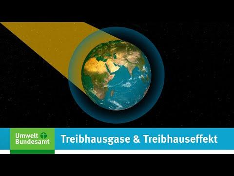 Treibhausgase und Treibhauseffekt