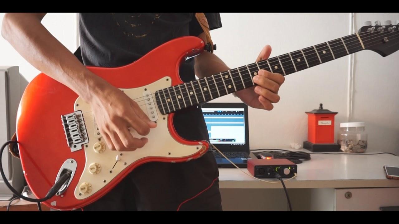 ชอบแบบนี้ – หนามเตย สะแบงบิน [ Electric Guitar cover ]