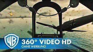 """► Warner Bros. präsentiert das 360-Grad-Video zum Film DUNKIRK. ► http://bit.ly/WarnerAbonnieren ► DUNKIRK - ab 27. Juli 2017 im Kino! Abonniere den WARNER BROS. DE Kanal für aktuelle Kinotrailer.Christopher Nolan (""""Interstellar"""", """"Inception"""", die """"The Dark Knight""""-Trilogie) inszeniert """"Dunkirk"""" nach seinem eigenen Drehbuch in einer Mischung aus IMAX®- und 65mm-Filmaufnahmen. Gedreht wird in Frankreich, Holland, Großbritannien und Los Angeles. Zu Beginn von DUNKIRK sind Hunderttausende britischer und alliierter Truppen vom Feind eingeschlossen. Am Strand von Dünkirchen haben sie sich bis ans Meer zurückgezogen – und befinden sich in einer ausweglosen Situation. DUNKIRK ist hochkarätig besetzt: Tom Hardy (""""The Revenant – Der Rückkehrer"""", """"Mad Max: Fury Road"""", """"Inception""""), Mark Rylance (""""Bridge of Spies: Der Unterhändler"""" """"Wölfe""""), Kenneth Branagh (""""My Week with Marilyn"""", """"Hamlet,"""" """"Henry V."""") und Cillian Murphy (""""Inception"""", die """"The Dark Knight""""-Trilogie) sowie Newcomer Fionn Whitehead. Zum Ensemble zählen außerdem Aneurin Barnard, Harry Styles, James D'Arcy, Jack Lowden, Barry Keoghan und Tom Glynn-Carney. Die Produktion verantworten Nolan und Emma Thomas (""""Interstellar"""", """"Inception"""", die """"The Dark Knight""""-Trilogie). Jake Myers (""""The Revenant– Der Rückkehrer"""", """"Interstellar"""", """"Jack Reacher"""") ist als Executive Producer beteiligt.Folge #Dunkirk auf: ► Facebook: https://www.facebook.com/WarnerBrosAction► Twitter: https://twitter.com/warnerbrosde ► Instagram:https://instagram.com/warnerbrosde  ► Snapchat: warnerbrosdeKinotickets zu DUNKIRK:  https://deinkinoticket.de/dunkirk/tickets► Warner Bros. Pictures präsentiert:Titel: Dunkirk (OT: Dunkirk)Film Release: 27. Juli 2017Genre: Action  Drama ► Gefällt euch das 360-Grad-Video zu #Dunkirk? Dann hinterlasst einen Kommentar oder abonniert den Warner Bros. DE Kanal. ► http://bit.ly/WarnerAbonnieren"""