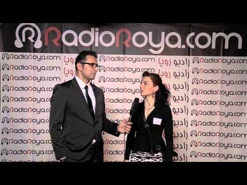 Golbon - Iranian Canadian Athlete Networking 2013