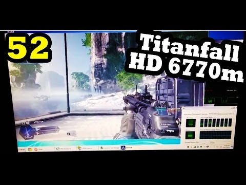 R3DLIN3S - Titanfall Played HD 6770m Gaming - Laptop HD 6770m Playing Titanfall on laptop gaming Gaming Titanfall on HD 6770m laptop. Radeon HD 6770m Playing titanfall....