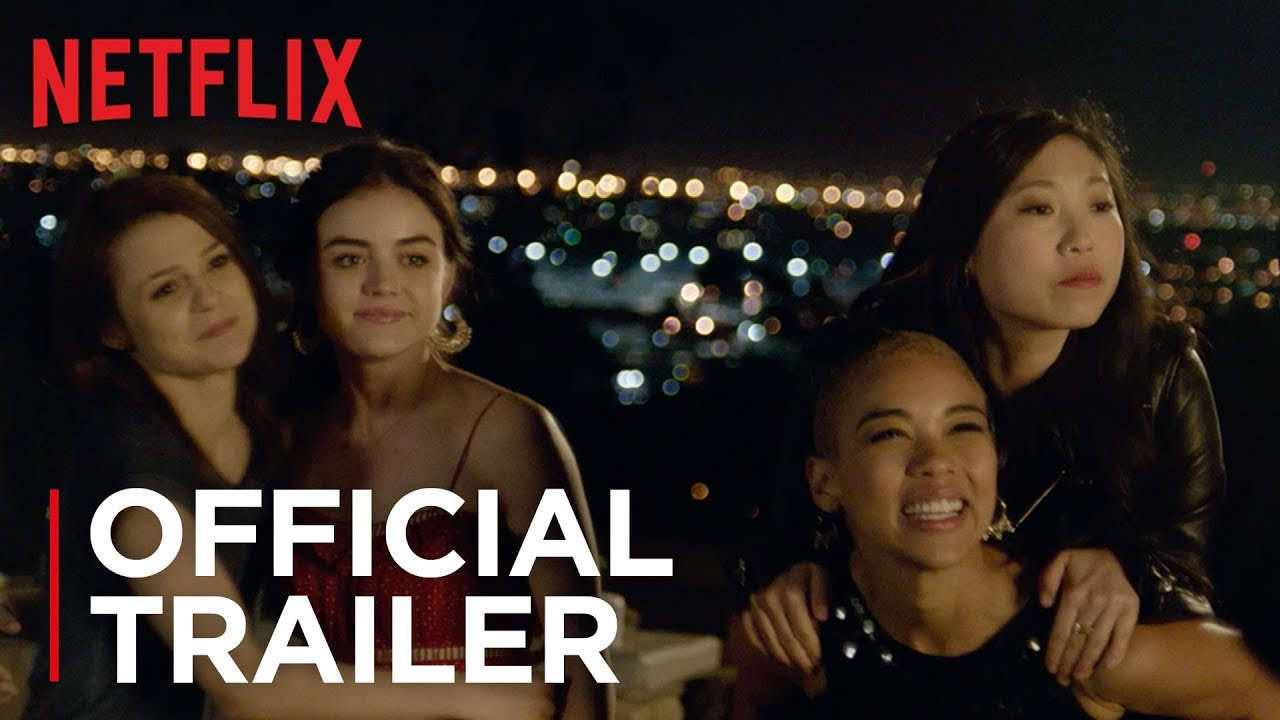 Lucy Hale in Coming-of-age Comedy 'Dude' (Trailer)