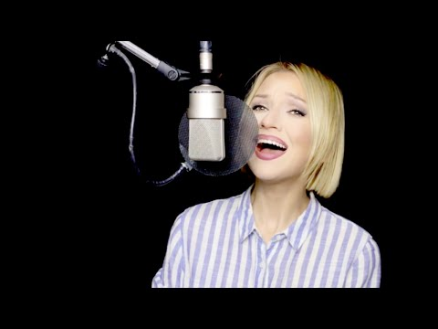 "Michael Jackson  ""I Can't Help It"" Cover by Alyona Yarushina"