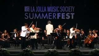 Maurer's Sinfonia Concertante In A Minor - La Jolla Music Society: SummerFest 2012