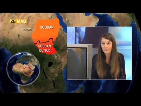 Plein Cadre : Soudan : le rêve de Naomi