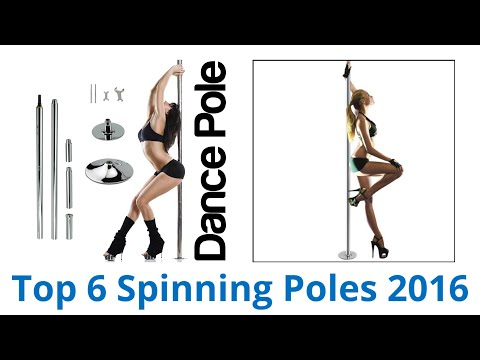 6 Best Spinning Poles 2016