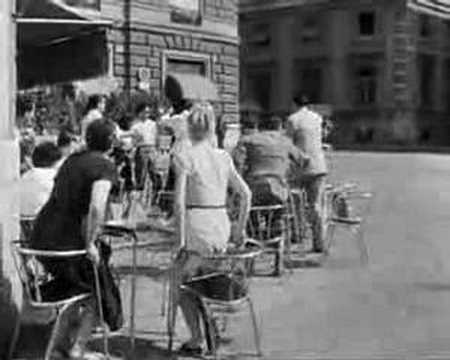 Holiday - Roman Holiday - trailer 1 (1953) AUDREY HEPBURN.
