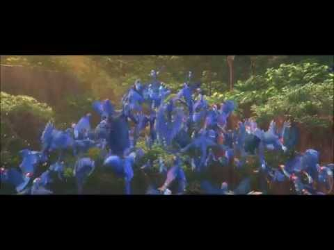 Rio 2 - Beautiful Creatures Song Full Scene HD
