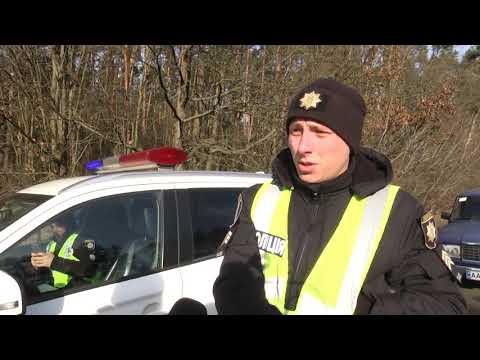 Поблизу Житомира – смертельна аварія за участі вантажівки
