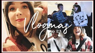 LAST MINUTE DASH & GIFT GIVING WITH MARK | VLOGMAS