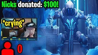 Video I donated to Twitch Streamers with 0 viewers to help make their day! (emotional reactions) MP3, 3GP, MP4, WEBM, AVI, FLV Maret 2019