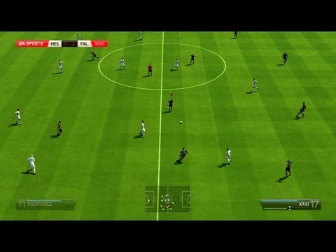 FIFA 14 Gameplay: Ultimate Team Part 1 (FIFA14 UT Game Play Lets Play Team Messi)