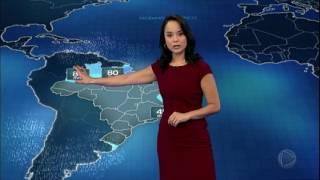 Em São Paulo, o fim de semana deve ser ensolarado, com máxima de 25º no sábado e de 26º no domingo. A aproximação de uma frente fria provoca chuva no Rio Gra...