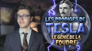 Video BULLE : Les Prodiges de Tesla - Le Génie de la Foudre MP3, 3GP, MP4, WEBM, AVI, FLV September 2018