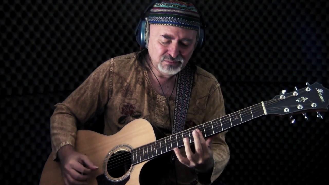 Santana – Samba Pa Ti – Igor Presnyakov – solo acoustic guitar