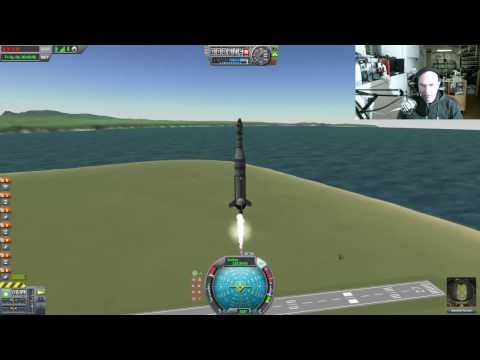 Kerbal Speedrun Testing - Edit (видео)