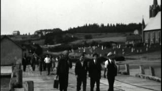 Men leaving for WW2, Cape Breton 1939