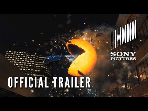 PIXELS – Official Trailer #2 (HD) – July 24th