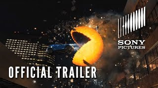 PIXELS - Official Trailer #2 (HD) - July 24th - YouTube