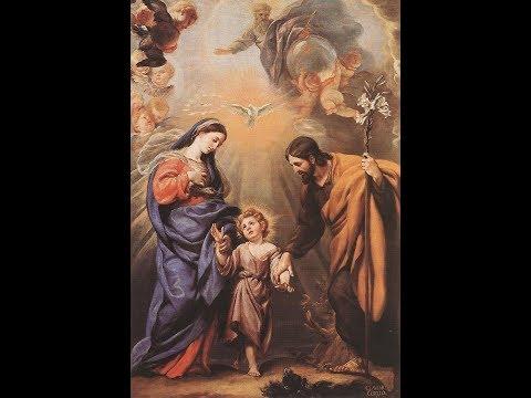 Imitation of the Holy Family ~ Fr Isaac Mary Reylea