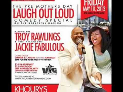 Long Beach Pre-Mothers Day Comedy Special - Khourys on the Marina 5/10/2013