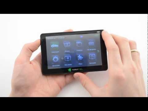Видео обзор для навигатора-Navitel 602050204020