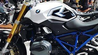 4. BMW R 1200 R 2017