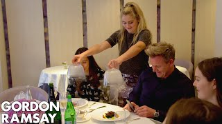 Video Gordon Ramsay Gets A HUGE Surprise For His 50th Birthday MP3, 3GP, MP4, WEBM, AVI, FLV November 2018
