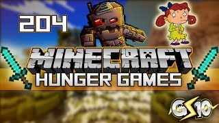 Minecraft Hunger Games: Episode 204 - Everyone's Sick!