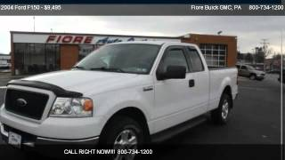 2004 Ford F150 Supercab 133 XLT - for sale in Altoona, PA 16602
