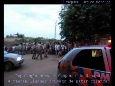 Tentativa de linchamento em Uruana-Goiás
