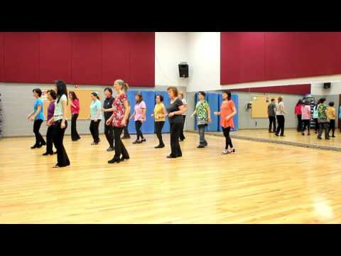 Everybody Can Rumba - Line Dance (Dance & Teach in English & 中文)