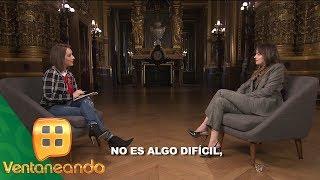 Dakota Johnson y Jamie Dornan en entrevista con La Choco | Ventaneando