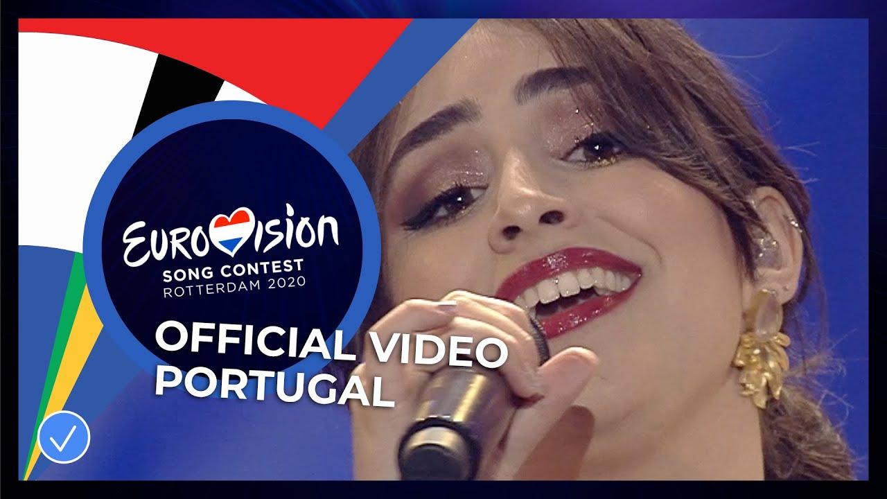 Elisa - Medo De Sentir (Portugal 2020)
