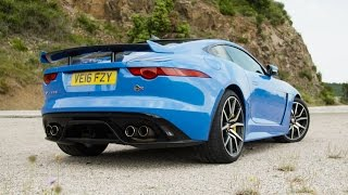 Jaguar F-Type SVR Review: The Best V8 Exhaust Noise Money Can Buy by Car Throttle